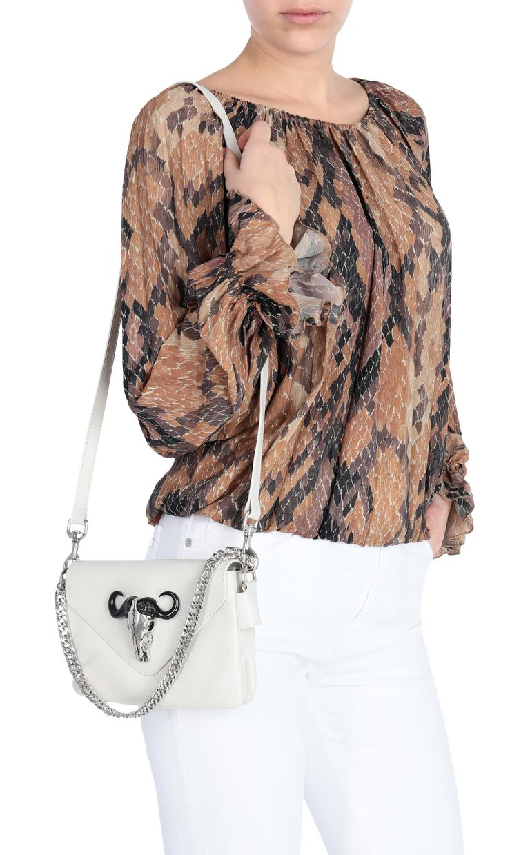 JUST CAVALLI Mini shoulder bag with chain Crossbody Bag [*** pickupInStoreShipping_info ***] d