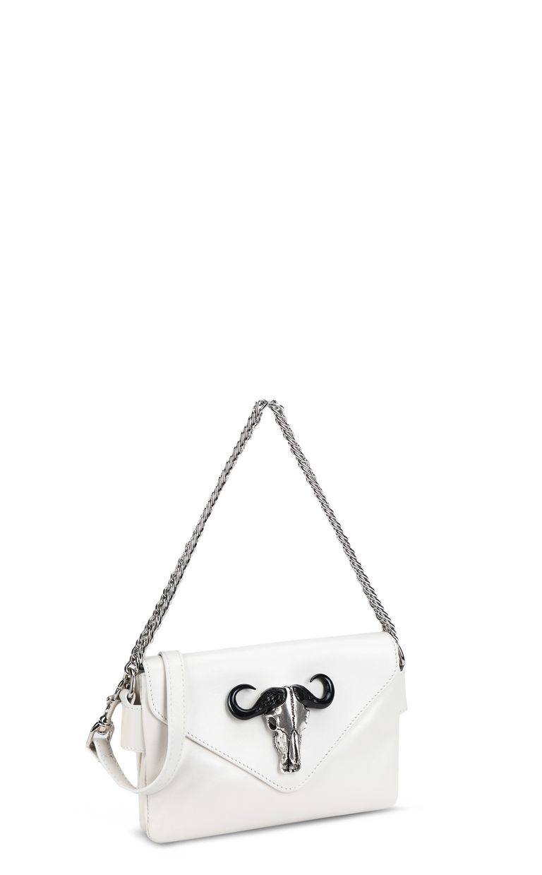 JUST CAVALLI Mini shoulder bag with chain Crossbody Bag Woman r