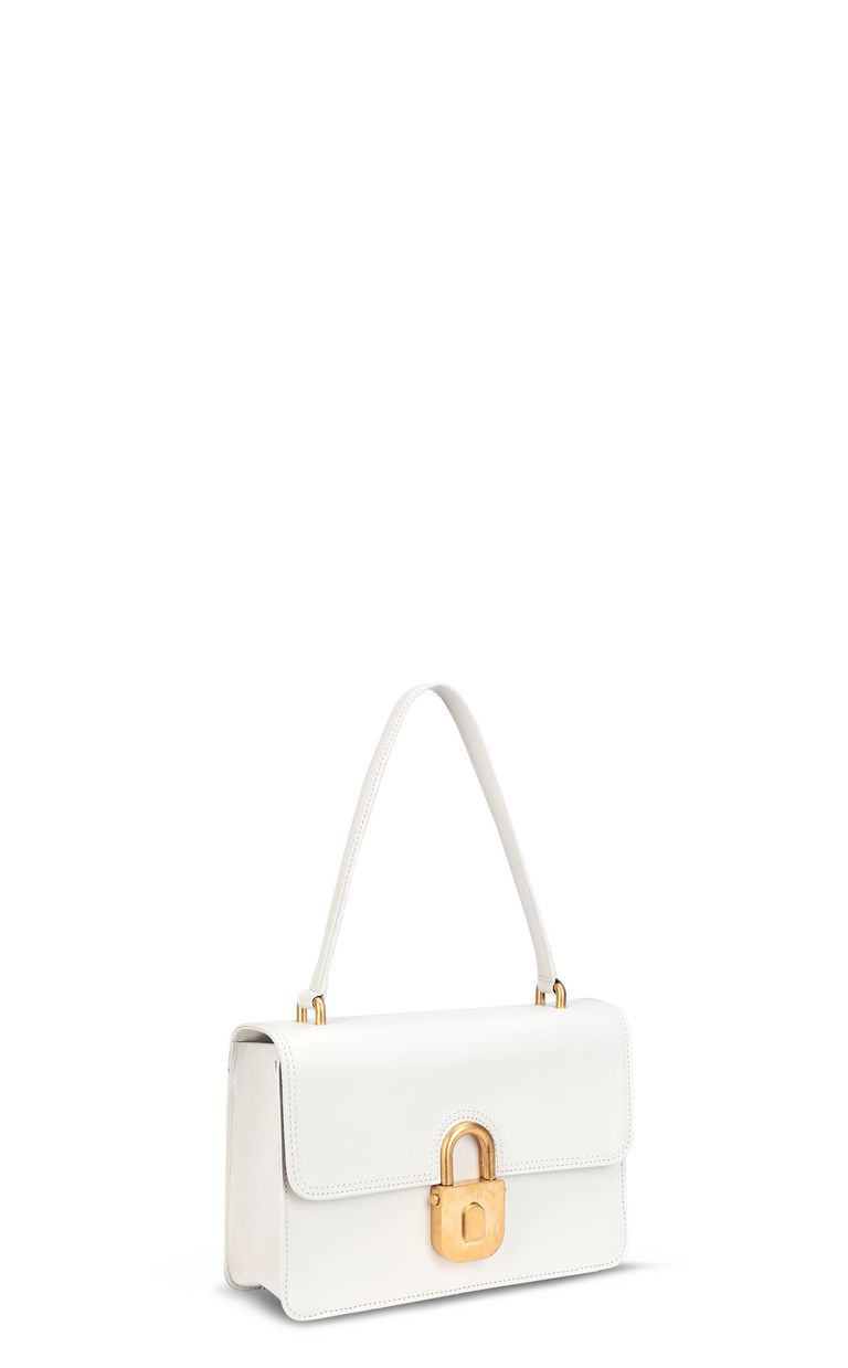 JUST CAVALLI Shoulder bag with padlock buckle Crossbody Bag Woman r