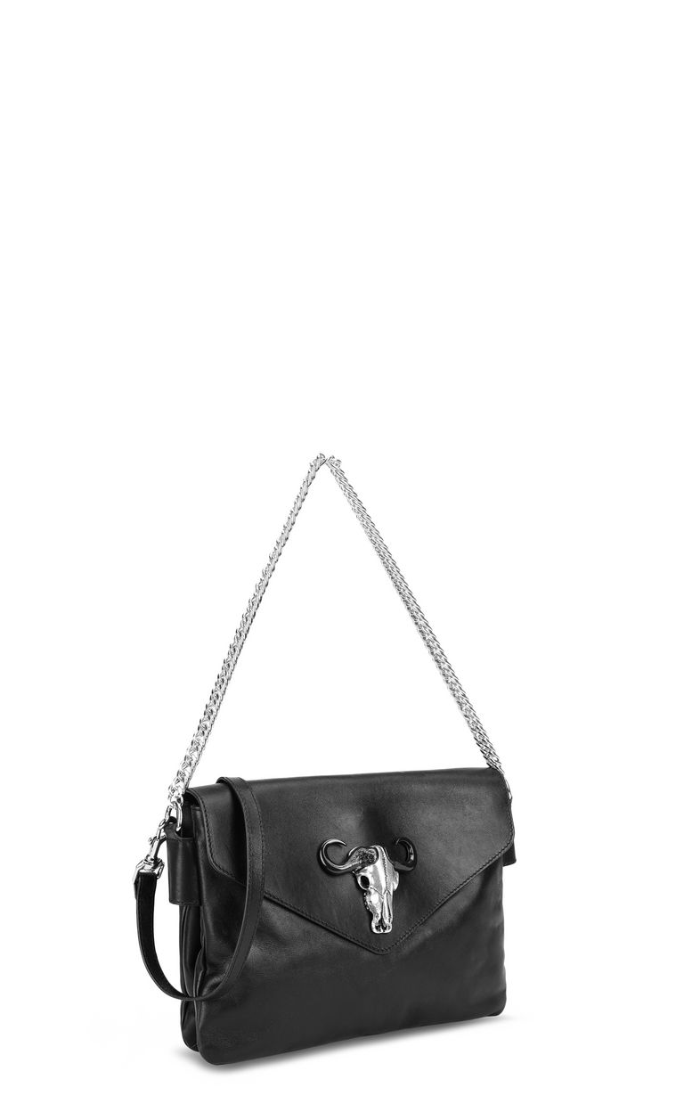 JUST CAVALLI Shoulder bag with chain Crossbody Bag Woman r