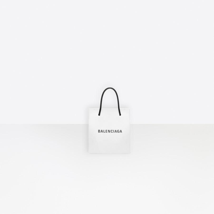 5f8376150c6a3 BALENCIAGA Shopping Tote XXS Shopping bags Woman f ...