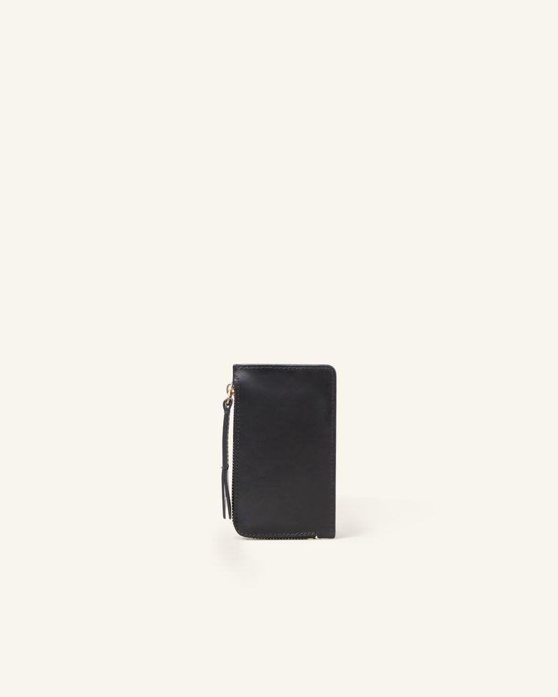 NYSKEN zipped cardholder ISABEL MARANT