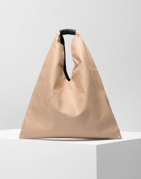 MM6 MAISON MARGIELA Japanese faux leather medium bag Tote [*** pickupInStoreShipping_info ***] f