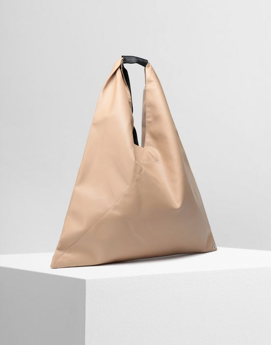 MM6 MAISON MARGIELA Japanese faux leather medium bag Tote [*** pickupInStoreShipping_info ***] r