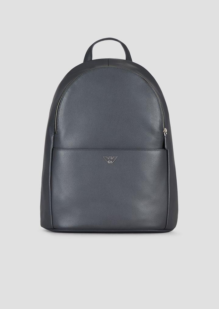 7976bb4c39 Backpack in embossed
