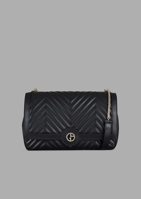 01c43624bf22 Women's Handbags, Top Handle & Shoulder Bags | Giorgio Armani
