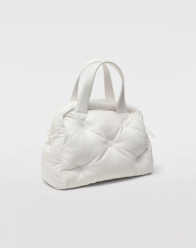 BAGS Glam Slam medium bag White