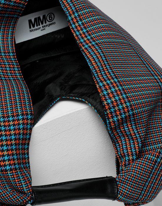 MM6 MAISON MARGIELA Japanese tartan wool medium bag Handbag [*** pickupInStoreShipping_info ***] d