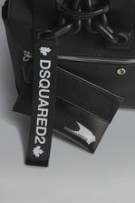 DSQUARED2 Red & Black Punk Nina Handbag Hand bag Woman