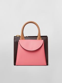 Marni Small LAW bag in leather Woman