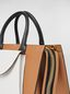 Marni Large LAW bag in leather Woman - 4