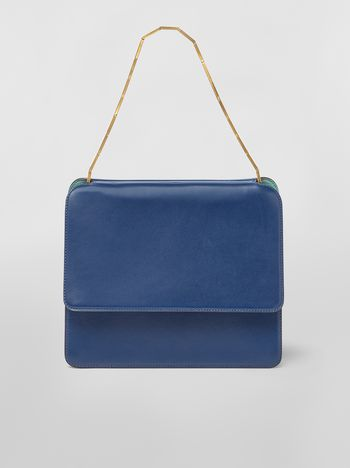 Marni Squared CACHE' bag in leather Woman f