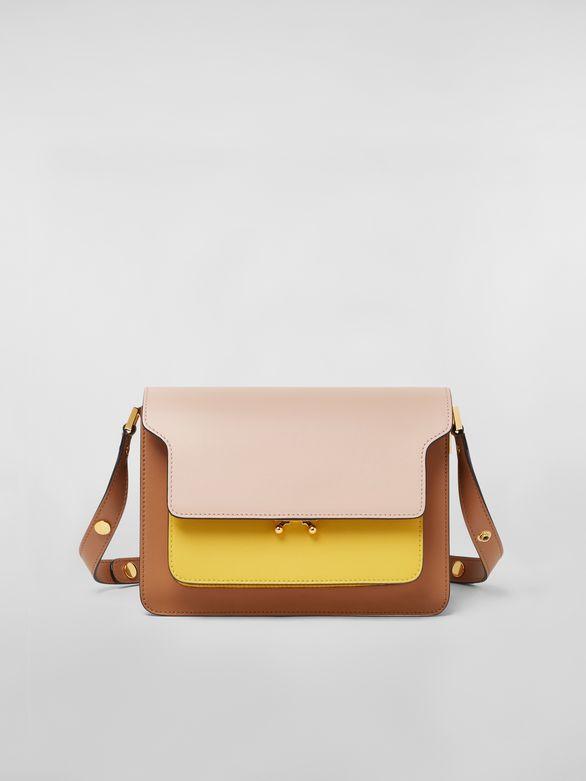 d43068dc1d6e TRUNK bag in three-colored calfskin