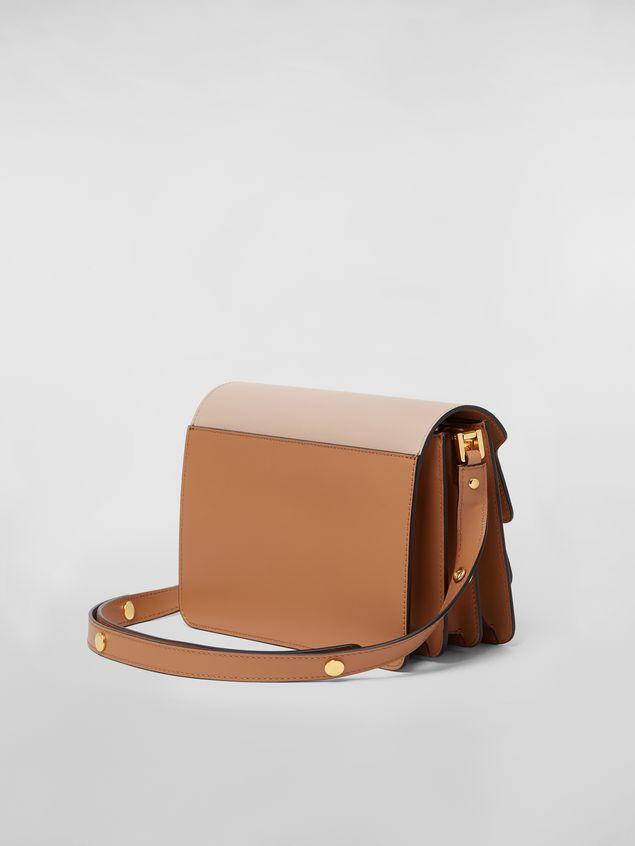 Marni TRUNK bag in three-colored calfskin Woman - 3
