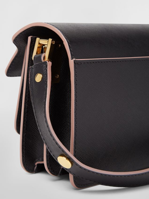 Marni TRUNK minibag in saffiano leather  Woman - 4