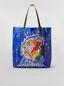 Marni SHOPPING bag in PVC with Estia print Woman - 1