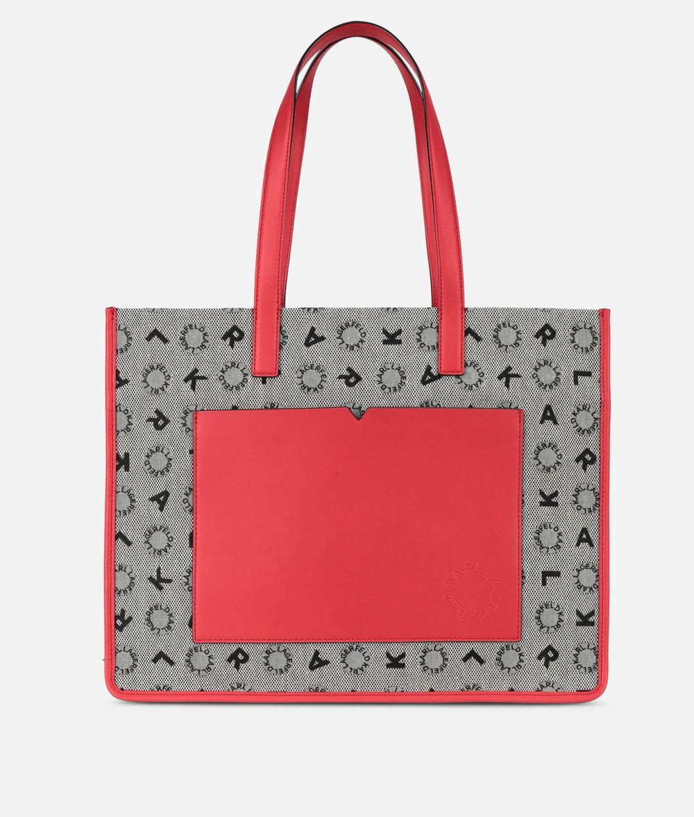 KARL LAGERFELD K/Jacquard Shopper Shopper Damen f