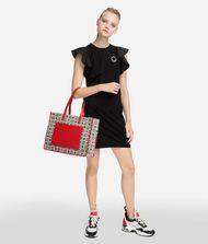 KARL LAGERFELD K/Jacquard Shopper 9_f
