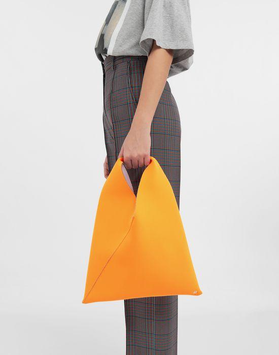 MM6 MAISON MARGIELA Japanese neoprene bag Tote [*** pickupInStoreShipping_info ***] b