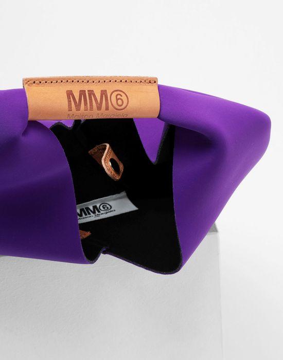 MM6 MAISON MARGIELA Japanese neoprene bag Tote [*** pickupInStoreShipping_info ***] d