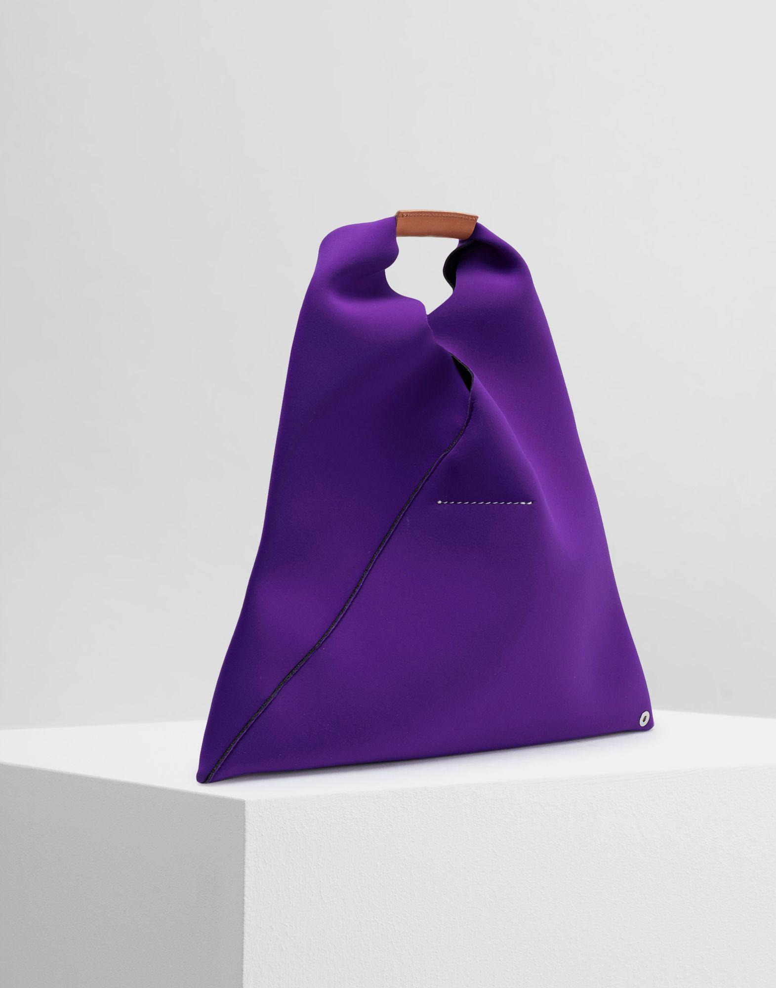 MM6 MAISON MARGIELA Japanese neoprene small bag Tote Woman r