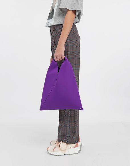 MM6 MAISON MARGIELA Japanese neoprene small bag Tote Woman b