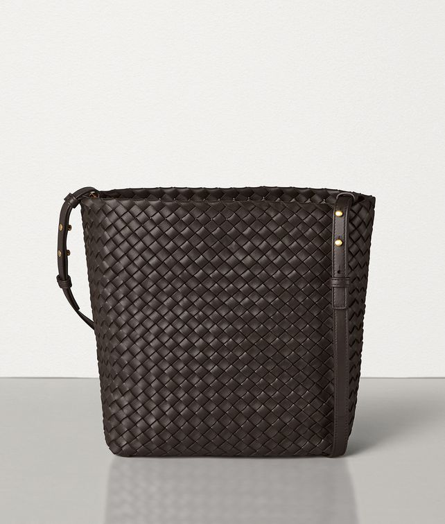 BOTTEGA VENETA BORSA BUCKET IN INTRECCIO CABAT Borsa cross-body e marsupio [*** pickupInStoreShipping_info ***] fp