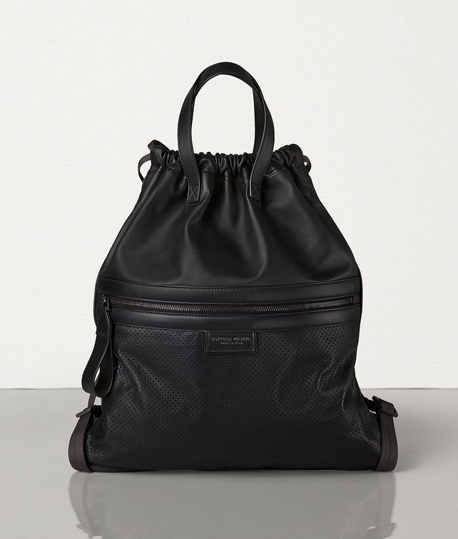 BOTTEGA VENETA BACKPACK IN LEGGERO Backpack Man fp