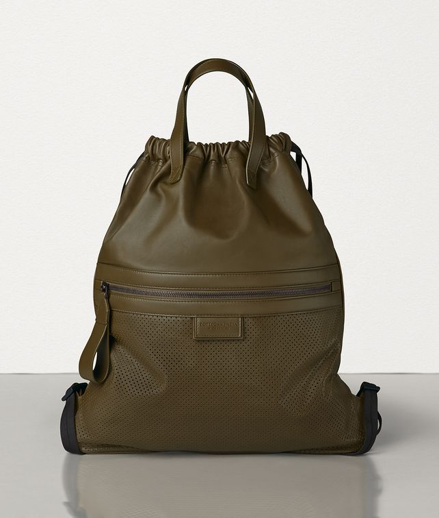 BOTTEGA VENETA BACKPACK IN LEGGERO Backpack [*** pickupInStoreShippingNotGuaranteed_info ***] fp