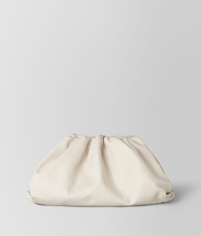 BOTTEGA VENETA THE POUCH IN BUTTER CALF LEATHER Clutch [*** pickupInStoreShipping_info ***] fp