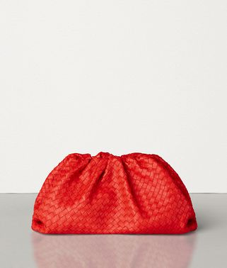THE POUCH IN VELVET CALF INTRECCIATO 50c7b18c7da3a
