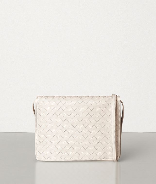 BOTTEGA VENETA CROSS-BODY BAG IN INTRECCIATO NAPPA Crossbody and Belt Bags [*** pickupInStoreShipping_info ***] fp