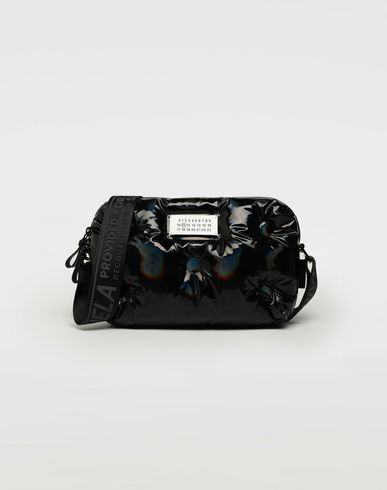 MAISON MARGIELA Fanny pack [*** pickupInStoreShippingNotGuaranteed_info ***] Glam Slam patent leather crossbody f