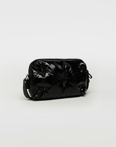 BAGS Glam Slam patent leather crossbody