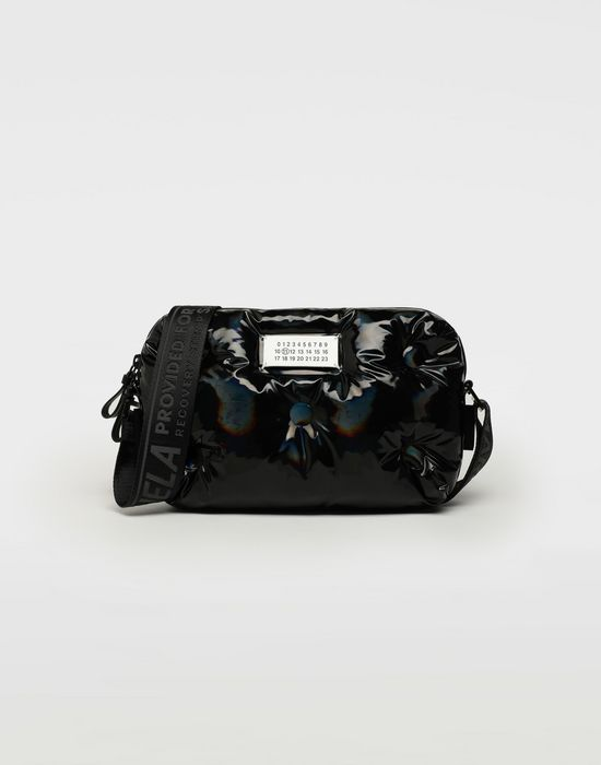 MAISON MARGIELA Glam Slam patent leather crossbody Bum bag [*** pickupInStoreShippingNotGuaranteed_info ***] f