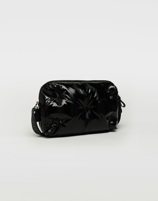 MAISON MARGIELA Glam Slam patent leather crossbody Bum bag [*** pickupInStoreShippingNotGuaranteed_info ***] r