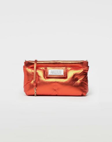 MAISON MARGIELA Clutch [*** pickupInStoreShipping_info ***] Red Carpet Glam Slam bag f