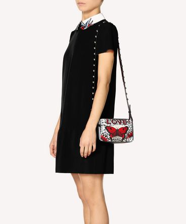REDValentino RQ0B0A99VVJ 0NO Shoulder bag Woman b