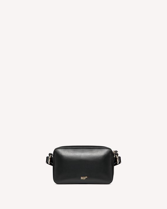 REDValentino Metal Loveblade Crossbody Bag