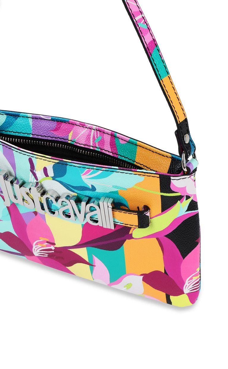 JUST CAVALLI Floral-print mini handbag Crossbody Bag Woman a