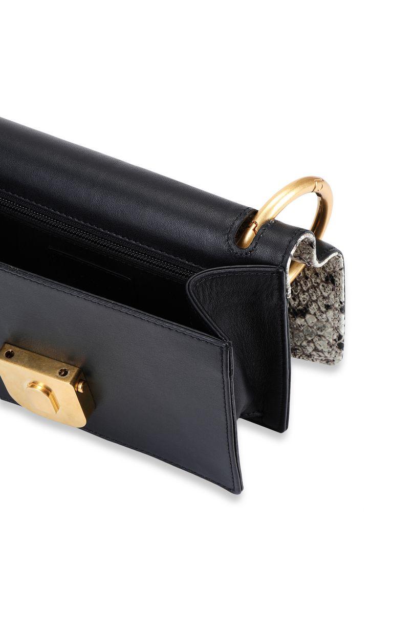 JUST CAVALLI Python-print shoulder bag Crossbody Bag [*** pickupInStoreShipping_info ***] a