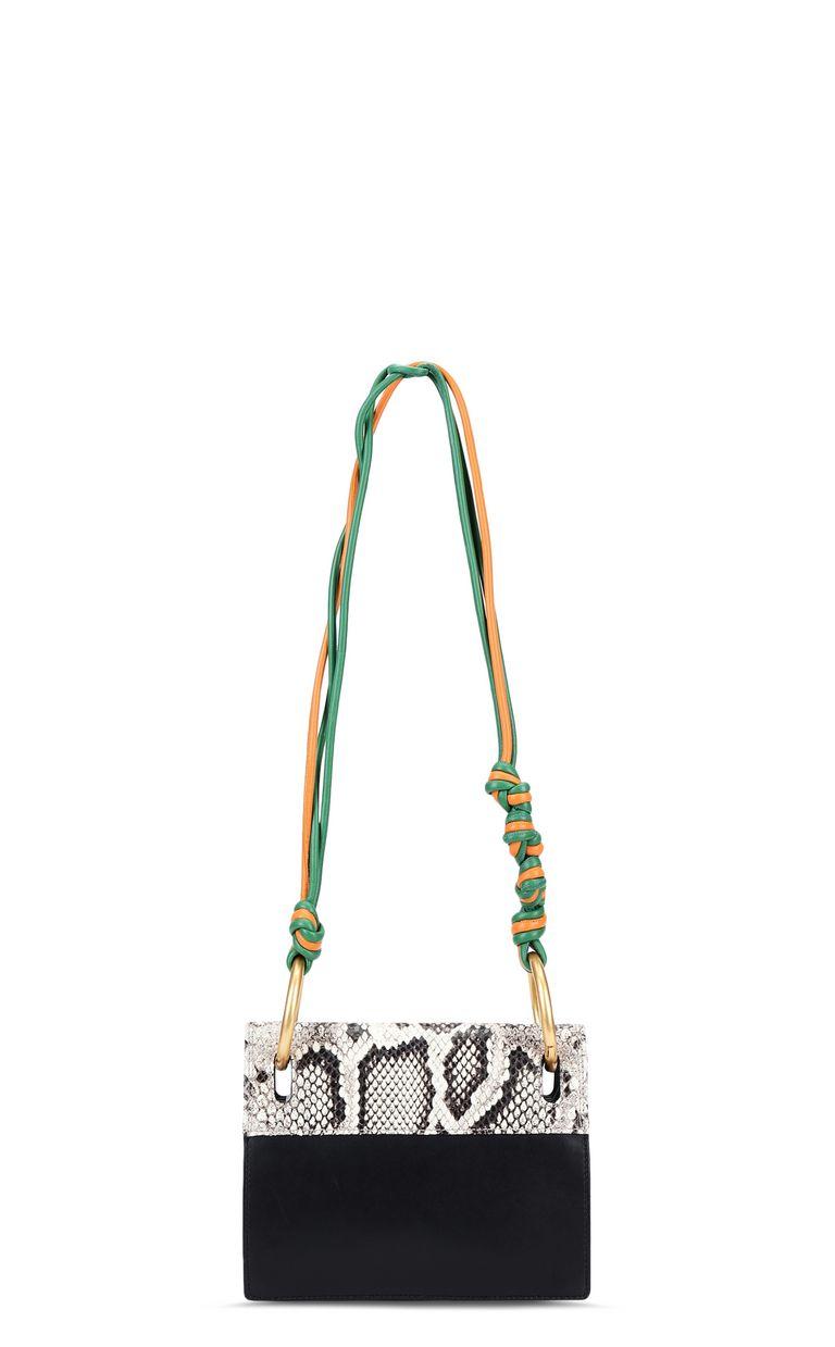JUST CAVALLI Python-print shoulder bag Crossbody Bag [*** pickupInStoreShipping_info ***] e