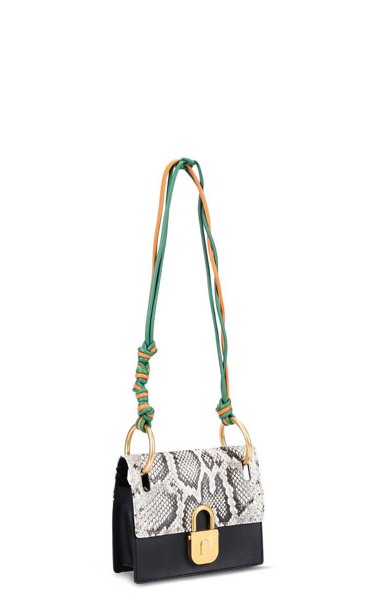 JUST CAVALLI Python-print shoulder bag Crossbody Bag [*** pickupInStoreShipping_info ***] r