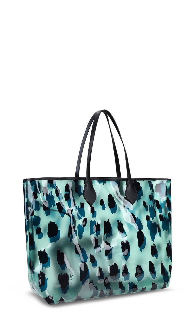 JUST CAVALLI Maxi shopper Tote Woman r