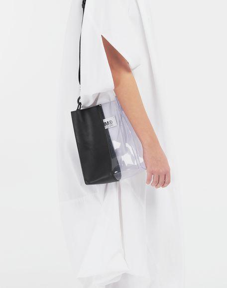 MM6 MAISON MARGIELA Half-And-Half mini shopper Shoulder bag Woman b