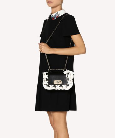REDValentino RQ0B0A77NGQ 0MG Shoulder bag Woman b