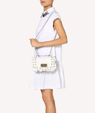 REDValentino RQ0B0A77MEN 031 Shoulder bag Woman b