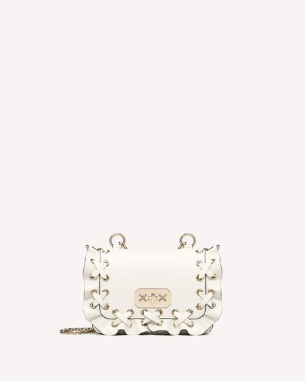 ROCK RUFFLES SHOULDER BAG