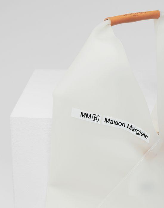 MM6 MAISON MARGIELA Japanese PVC bag Tote [*** pickupInStoreShipping_info ***] e