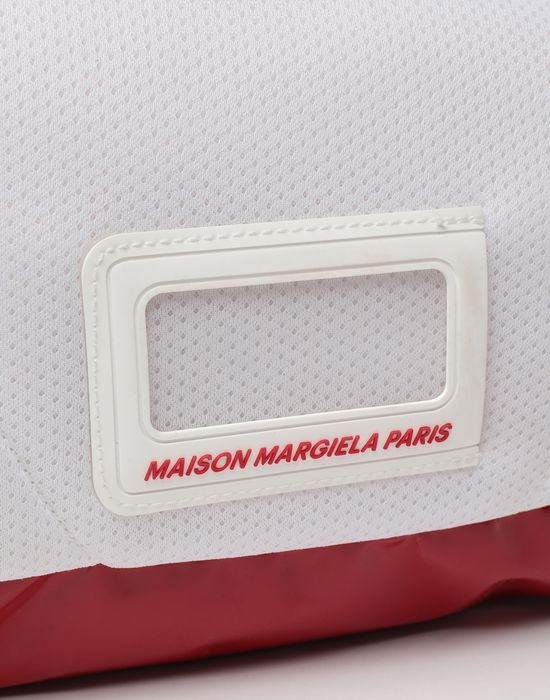 MAISON MARGIELA Medium patent leather bumbag Fanny pack [*** pickupInStoreShippingNotGuaranteed_info ***] e